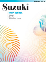 Suzuki Shinichi : Suzuki Harp School 5 (book)