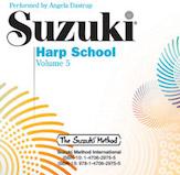 Suzuki Shinichi : Suzuki Harp School 5 (CD)
