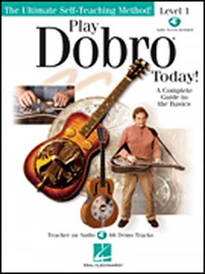 Phillips Stacy : Play Dobro® Today! - Level 1