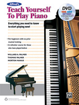 Teach Yourself To Play - With Dvd