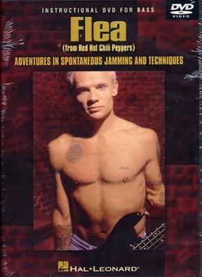Flea : Dvd Flea Adventures In Spontaneous