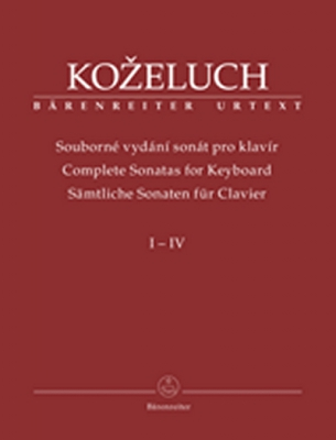 Kozeluch : Complete Sonatas for Keyboard