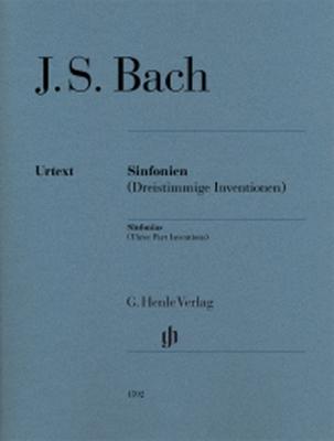 Sinfonias (Three Part Inventions) Epuisé