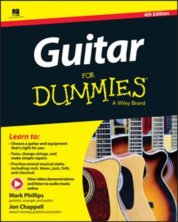 Guitar For Dummies - 4th Edition (Book/Online Audio)
