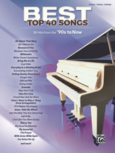 Best Top 40 Songs 90s to Now PVG