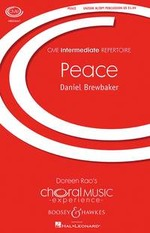 Brewbaker Daniel : Peace