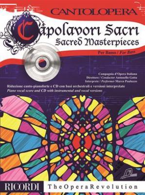 Cantolopera: Capolavori Sacri per Basso