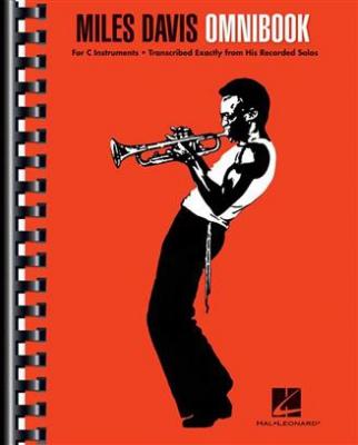 Livres de chansons Miles Davis - Partition Miles Davis - Tablatures
