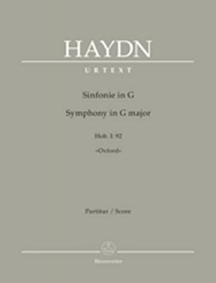 Symphony G Major Hob. I:92 Oxford