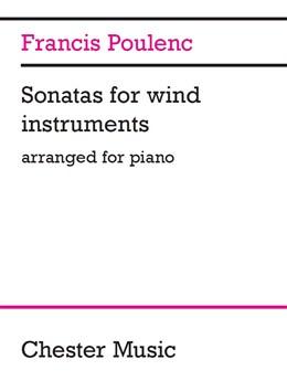 Poulenc Francis : Sonatas For Wind Instruments