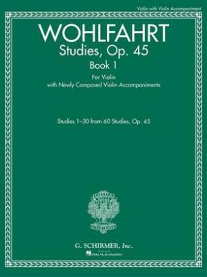 Studies, Op. 45 - Book I