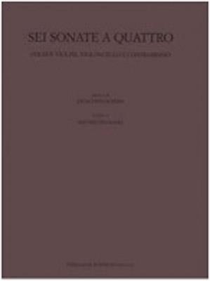Rossini Gioacchino : Sei Sonate A Quattro