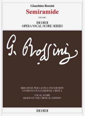 Rossini Gioacchino : Semiramide