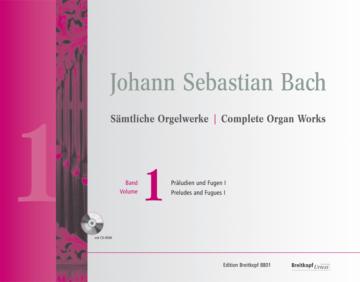 Bach Johann Sebastian : Sämtliche Orgelwerke Band 8