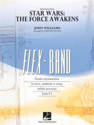 Williams John : Selections from Star Wars: The Force Awakens