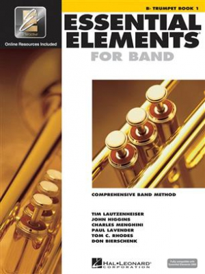 Essential Elements 2000 Book 1 + Dvd