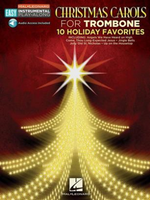 Christmas Carols - 10 Holiday Favorites With Online Audio Tracks