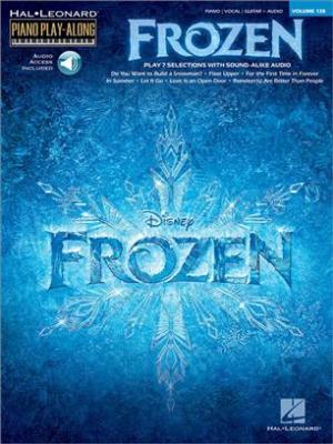 Frozen - Piano Play-Along Vol.128 (La reine des neiges)