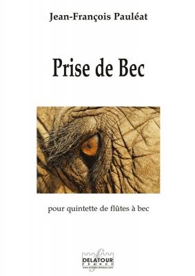 Prise De Bec Pour Quintette De Flûtes A Bec
