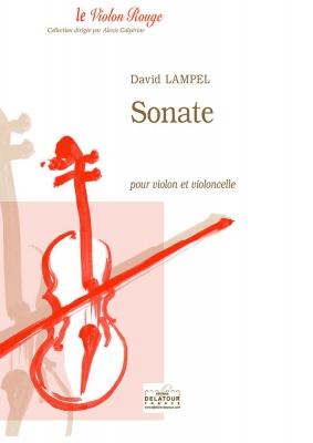 Lampel David : Sonate pour violon et violoncelle