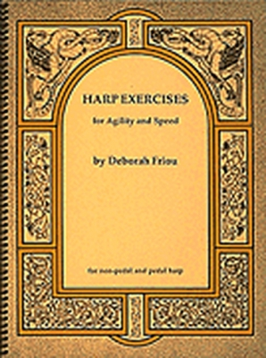 Friou Deborah : Friou Deborah Harp Exercises For Agility And Speed