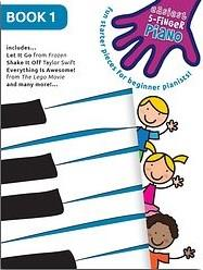 Easiest 5-Finger Piano - Book 1