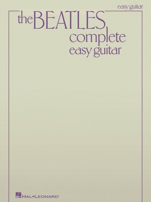 Complete Easy Guitar