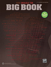 New Ukulele TAB Big Book, The
