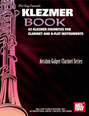 Galper Avrahm : Klezmer Book
