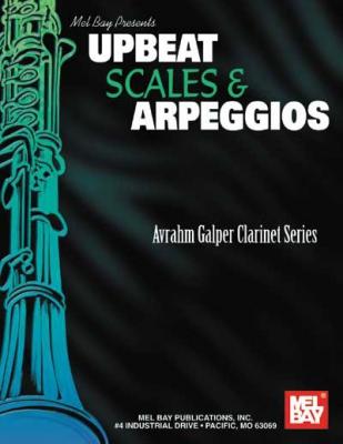 Galper Avrahm : Upbeat Scales and Arpeggios