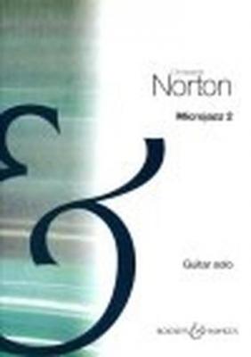 Norton Christopher : Microjazz for Guitar Vol. 2