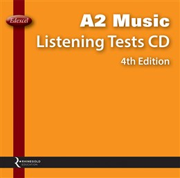 Edexcel : A2 Music Listening Tests - 4Th Edition