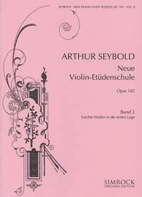 New Violin Study School op. 182 Band 2