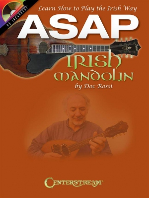 Doc Rossi: ASAP Irish Mandolin - Learn How To Play The Irish Way (Book/CD)