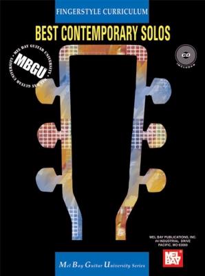 Gangel William : MBGU Fingerstyle Curriculum: Best Contemporary Solos