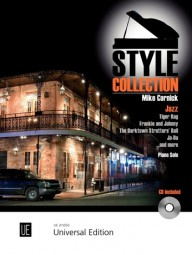 Cornick Mike : Mike Cornick's Style Collection - Jazz