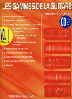 Gammes Guitare Vol.1