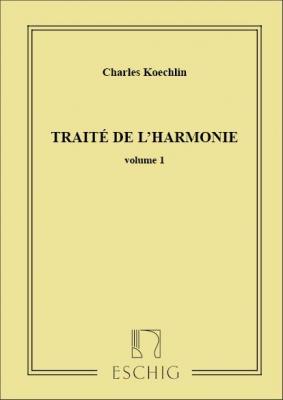 Traite De L'Harmonie - Vol.1