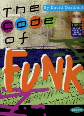 Code Of Funk 2 Cd's And Rom
