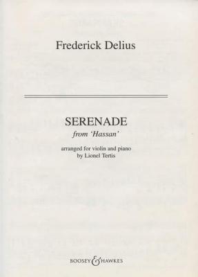 Delius Frederick : Serenade