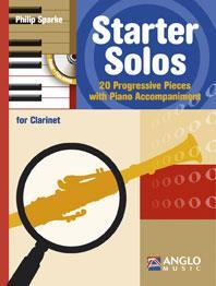 Starter Solos / Philip Sparke - Clarinette And Acc De Piano