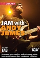 James Andy : Jam With Andy James (DVD)