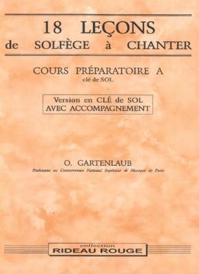 18 Lecons Cours Prep.A Sol+Acc