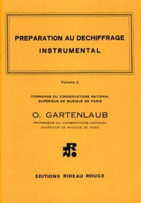 Preparation Au Dechiffrage C