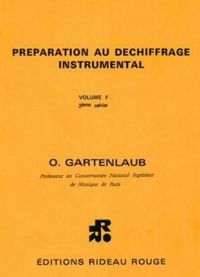 Preparation Au Dechiffrage F2