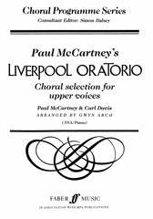 Mc Cartney Paul : Liverpool Oratorio Selection SSA acc.