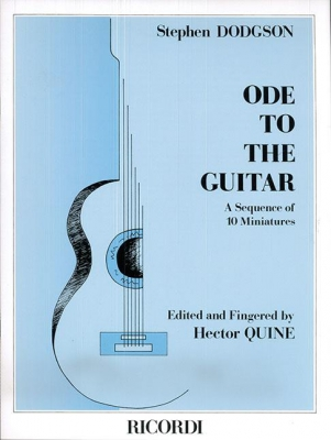 Ode To The Guitar