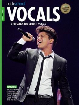 Vocals Grade 1 - Male - Book - Download Card 2014-2017 Syllabus