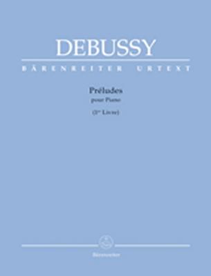 Debussy Claude : Préludes fur Klavier