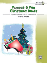 Famous And Fun Christmas Duets 5